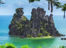 一组大自然壮观风景高清图片