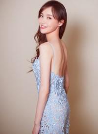 唐嫣 嫣然一笑,温柔而又浪漫的女神