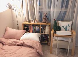 適合女生的ins風臥室布置參考圖片
