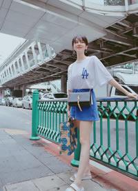 陈小纭旅拍高清图片