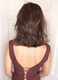 一组欧美齐肩发型 简单随便 自带小性感