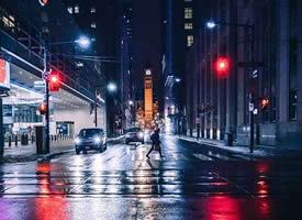一组城市美丽的夜景图片欣赏