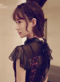 刘萌萌优雅高清写真图片