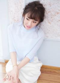 刘萌萌甜美优雅高清写真图片