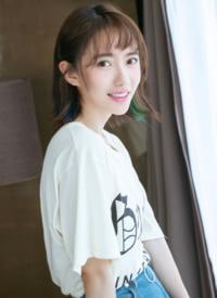 刘萌萌清新甜美写真图片