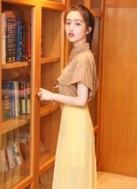 邓恩熙甜美优雅写真图片