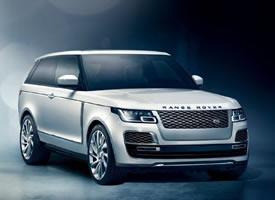 一组Land Rover Range Rover SV Coupe 图片