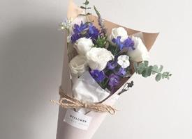 一组简单温馨小花束图片欣赏