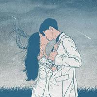 你若敢陪我从校服到婚纱,我便敢与你从初恋到白发