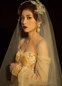 维多利亚的复古珍珠与蕾丝的结合 经典优雅