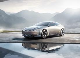 宝马 i Vision Dynamics概念车图片