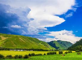 新疆帕米爾高原高清美景圖片欣賞