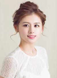 唯美优雅韩式新娘,离开了浓墨重彩,