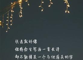 倘若深情被辜负,余生尽予孤独又何妨