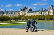 法国巴黎枫丹白露宫图片_10张