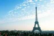 法国巴黎埃菲尔铁塔图片_11张