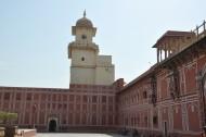 印度城市宫殿图片_12张