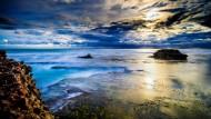 澳大利亚摩林顿半岛海滩风景图片_15张