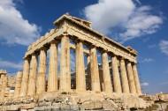 希腊雅典卫城风景图片_14张
