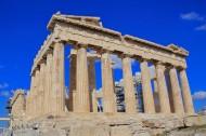 希腊雅典卫城风景图片_21张