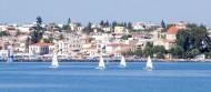 希腊爱琴海风景图片_16张
