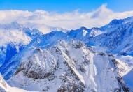 瑞士阿爾卑斯山風景圖片_10張