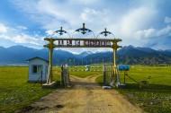 新疆阿尔夏提风景图片_10张