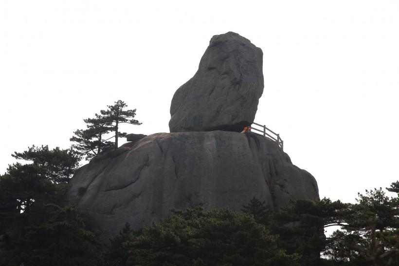 点击大图看下一张:安徽黄山风景图片