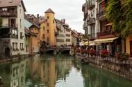 法国安纳西小镇风景图片_10张