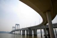 澳门西湾大桥图片_3张