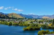 新西兰箭镇风景图片_13张