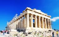 希腊雅典风景图片_10张