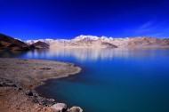 新疆布倫口白沙湖風景圖片_9張