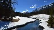 加拿大班夫国家公园风景图片_18张