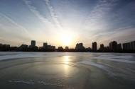 北京八一湖风景图片_6张