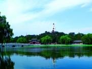北京北海公園圖片_40張
