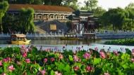 北京北海公园风景图片_12张
