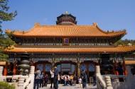 北京頤和園風景圖片_28張