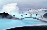 冰岛蓝湖温泉图片_5张