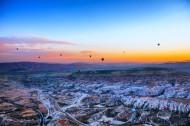 土耳其卡帕多西亚风景图片 _18张