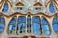 西班牙巴塞羅那巴特羅之家圖片_10張