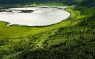 西藏柴河风景图片_9张