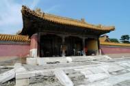 河北保定清西陵之昌西陵风景图片_8张
