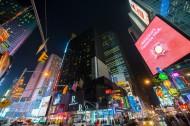 璀璨的城市夜景图片_10张