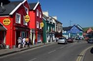 爱尔兰丁勒小镇风景图片_13张
