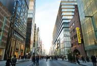 日本东京建筑风景图片_8张