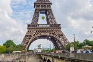 法国巴黎埃菲尔铁塔建筑风景图片_12张