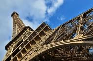 法国埃菲尔铁塔图片_9张