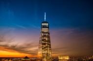 纽约帝国大厦夜景图片_22张