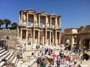 土耳其古城艾菲索斯图片_22张